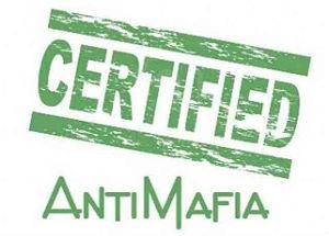 certificato antimafia
