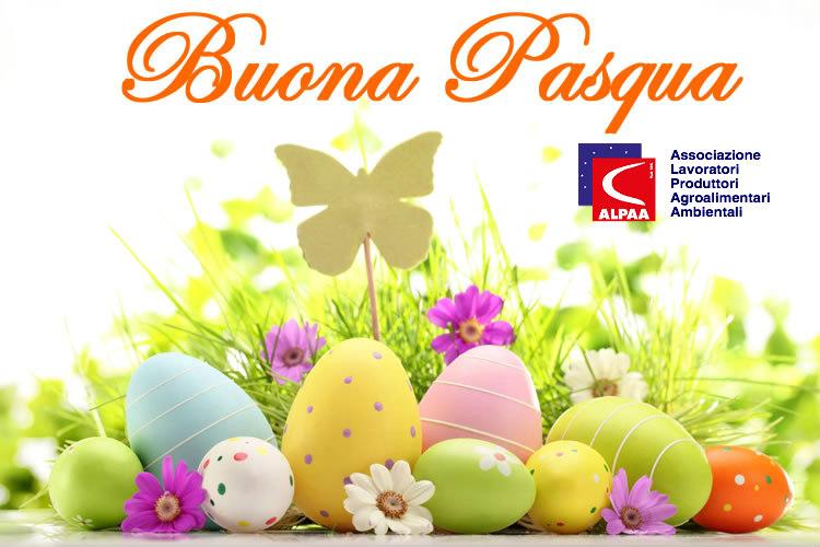 L'Alpaa Nazionale e il Caalpa srl augurano a tutti Buona Pasqua!