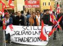 Manifestazione nazionale dei piccoli pescatori, Roma, 24 aprile 2015